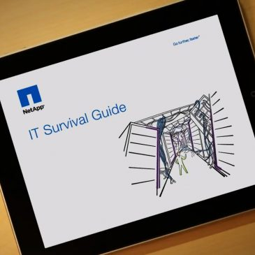 "NetApp – ""I.T. Survival Guide"""