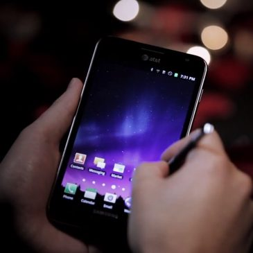 """Samsung Galaxy Note – """"Express Your Love"""""""