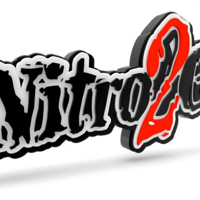 Worked with Nitro2Go out of Redlands, CA to assist with a 3D logo along with the creation of additional graphic assets that they would use for their booth at the 2010 Consumer Goods Trade Show in Las Vegas, NV.