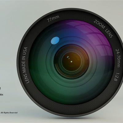 Building a Camera Lens